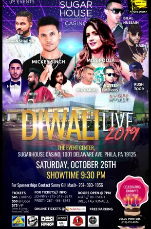 DIWALI Live 2019